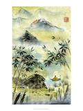 Having Visited Qui Baishi Poster af Nan Rae