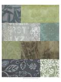 Zen Composition II Premium Giclee Print