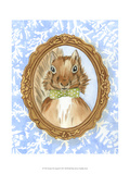 Teacher's Pet - Squirrel Prints by Chariklia Zarris
