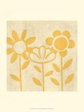 Best Friends - Flowers Poster av Chariklia Zarris