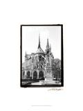 Notre Dame Cathedral III Prints by Laura Denardo