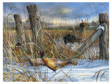 Corner Post Reproduction proc&#233;d&#233; gicl&#233;e par Kevin Daniel