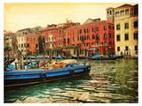 Venice in Light III Premium Giclee Print by Danny Head