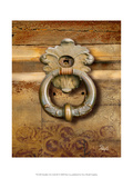 Handles on Gold III Giclee Print by Patty Q.