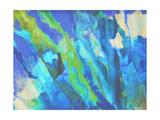 Blue Crush I Giclee Print by Jason Higby