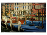 Venetian Canals IV Prints by Danny Head
