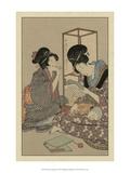 Women of Japan II Prints