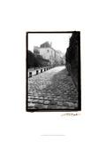 Parisian Walkway II Posters by Laura Denardo