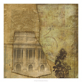 Fragments II Prints by Julie Holland