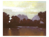 Golden Pond I Print by Norman Wyatt Jr.