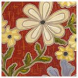Le jardin d'automne Reproduction giclée Premium par Karen Deans