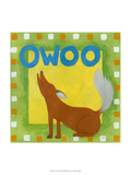 Owoo Prints by Megan Meagher