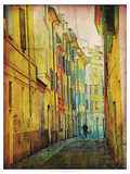 Streets of Italy I Giclee Print by Robert Mcclintock