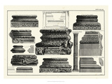Piranesi Columns Prints by Giovanni Battista Piranesi