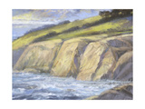 Rocky Coast II Giclee Print by H. Thomas