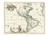 Map of America Prints