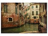 Venetian Canals V Posters by Danny Head