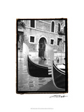 Resting Gondolas Prints by Laura Denardo