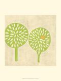 Best Friends - Trees Kunst af Chariklia Zarris