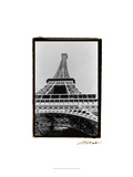 Tour Eiffel Prints by Laura Denardo