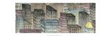 City by Night I Prints by Charles Swinford