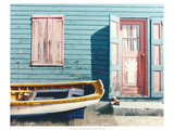 Out Island Colors Giclee Print by D.k. Gifford