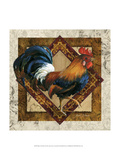 Ruler of the Roost Lámina giclée premium por Janet Stever