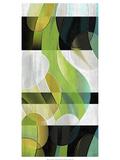 Sea Life Panel II Giclee-tryk i høj kvalitet af James Burghardt