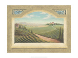 Vineyard Window I Posters by Joelle McIntyre