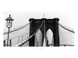 Brooklyn Suspension I Print by Laura Denardo