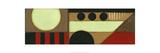 Sophisticated Loft Panel II Prints by Jennifer Goldberger