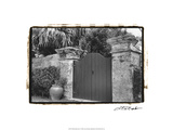 Old Bermuda Gate I Prints by Laura Denardo