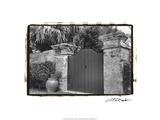 Old Bermuda Gate I Prints by Laura Denardo