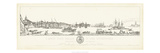 Antique Seaport I Prints by Antonio Aquaroni