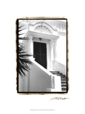 Bermuda Architecture II Giclee Print by Laura Denardo