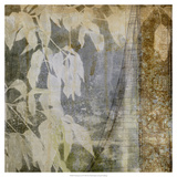 Fluttering Leaves II Prints by Jennifer Goldberger