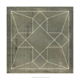 Geometric Blueprint IX Láminas