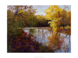 O'Bannon Fall Giclee Print by Mary Jean Weber