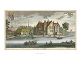Castellum de Duffel Prints by Jacques Leroy