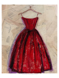 Fashion Designed II Giclee Print by Pamela Copeman