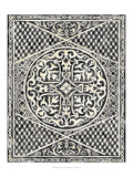 Chariklia Zarris - Woodcut in Black I Umění