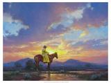 Sun Burn Premium Giclee Print by Jack Sorenson