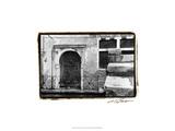 A Venetian Stroll II Prints by Laura Denardo