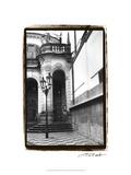 Passing through Prague III Posters by Laura Denardo