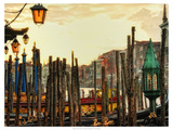 Venice in Light I Premium Giclee Print by Danny Head