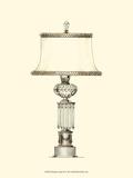 Boudoir Lamp III Lámina giclée premium