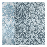 Chambray Damask I Prints