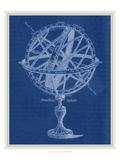 Armillary Sphere I Reproduction procédé giclée