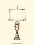 Boudoir Lamp I Lámina giclée premium