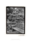 Garden Respite I Prints by Laura Denardo